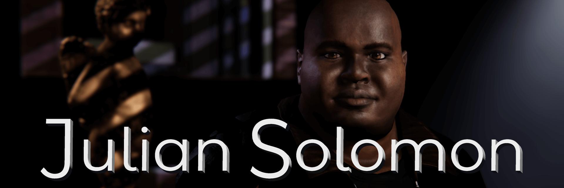 Julian Solomon
